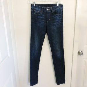 Joe's Jeans | Vanessa The Skinny Dark Wash Jeans
